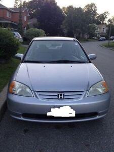 2001 Honda Civic runs great! Moving Sale!