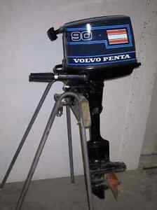 Volvo penta 9hp sail outboard long shaft