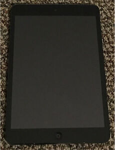 Ipad mini 64 gb black