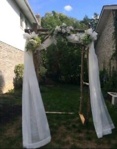 Wooden Arch for sale $200