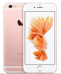 iPhone 6s Rose Gold - Perfect Condition