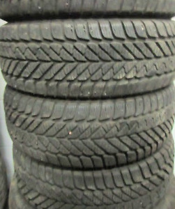 P215/60/16 - 99 PERCENT TREAD 4 TIRES ONLY