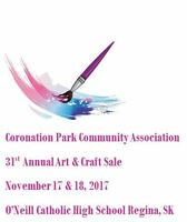 Art, Craft & Trade Show in November