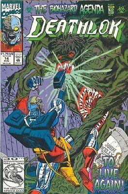 Deathlok Vol. 2 (1991-1994) #14