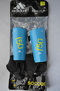 Adidas Performance F50 Youth Shin Guard for Soccer