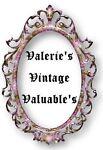 Valeries Vintage Valuables