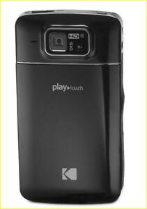 Kodak PlayTouch Video Camera (Black) NEWEST VERSION West Island Greater Montréal image 1