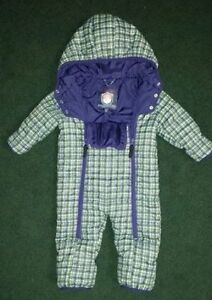 Fall lightly insulated suit 24 months
