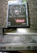 Mortal Kombat Deadly Alliance Xbox