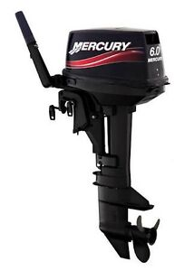 Mecuray 6 hp 2008 2 stro Balgowlah Manly Area Preview