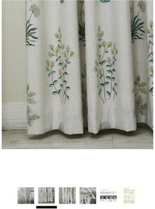 """84""""w x 96""""l grommet top blackout lined curtain panels Strathcona County Edmonton Area image 2"""
