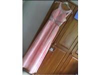 Stunning prom dress evening gown