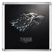 game of thrones beer coasters variety pack game of thrones coasters glass ebay