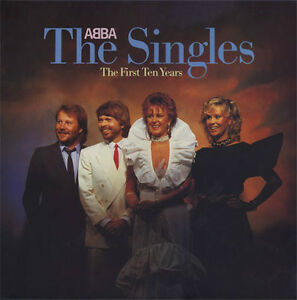 ABBA THE SINGLES THE FIRST TEN YEARS EXCELLENT ÉTAT