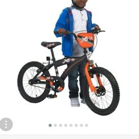 Childrens 18inch bike