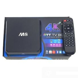 M8 Android Box