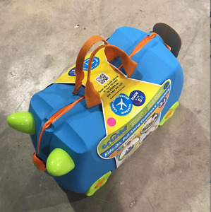 Ride on, Pull along Children's suitcase