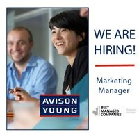 Marketing & Research Manager