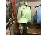 LAMBRETTA Li 150 SERIES 2 FULLY RESTORED (API)