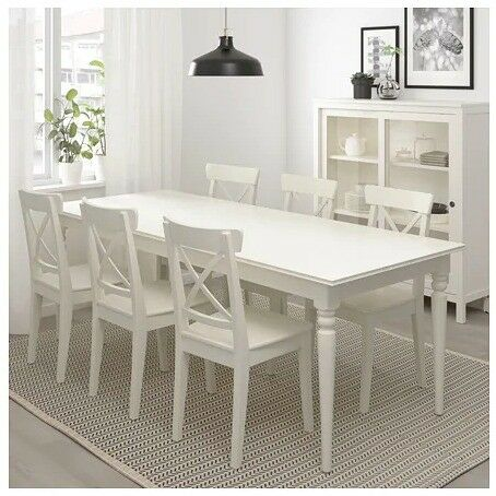 INGATORP Extendable Dining Table IKEA