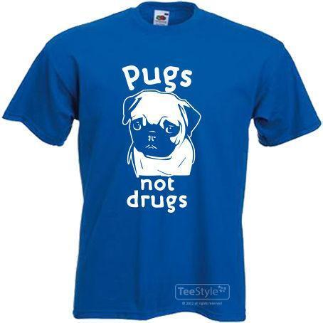 Pug Dog T Shirt | eBay