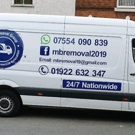 Man with van MB removal group
