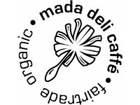 Mada Deli are seeking a Food Service Assistant with a passion for fresh food