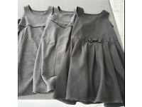 3 x School Dresses age 4-5