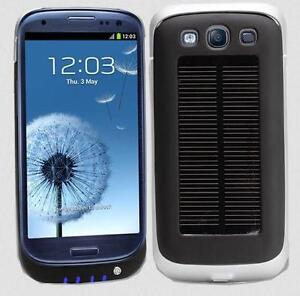 Android phone Solar Charger Case