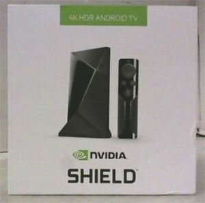 Nvidia Shield Streaming Media Player with Remote (NEW)