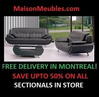 Sofa sets Sales ! Classic or Modern Sets