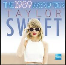 *A Reserve*  2 x  Taylor Swift Tickets SOLD OUT Sydney Rosebery Inner Sydney Preview
