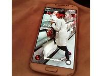 Samsung galaxy s4 16gb white