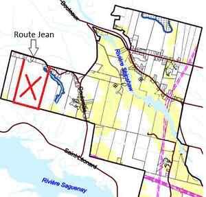 Terrain boisé à vendre à Shipshaw Saguenay Saguenay-Lac-Saint-Jean image 2