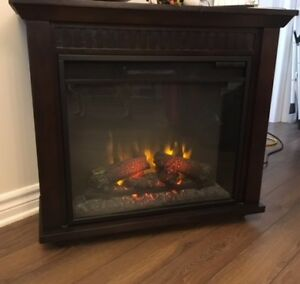 Twin Star Electric Fire Place