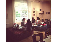 Language Exchange today 21st January at Caffe Clifton