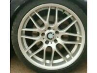 """Bmw 19"""" m359 alloy wheels"""