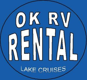 RV RENTALS *Experience Camping* Patio Boat Cruise/Tour Rental