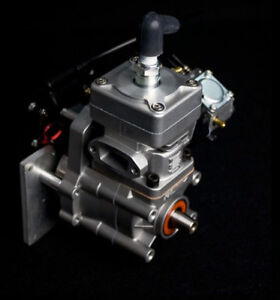 Rcmk s254 evo marine gas engine for large scale rc boat for Gas rc boat motors