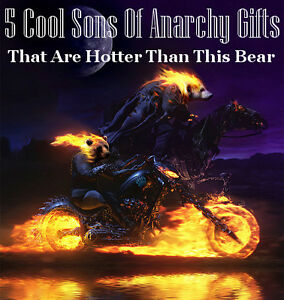 5 Hot Sons Of Anarchy Gifts