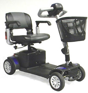 Spitfire EX 1420 Compact Travel Scooter,  MOBILITY SCOOTER