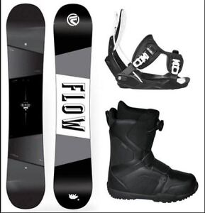 WANTED: Boards, Bindings and Boots (size 9.5 or 10)