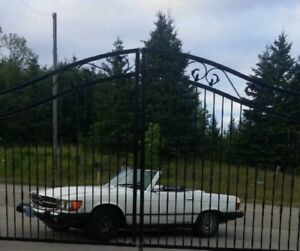1976 Mercedes Benz 450SL For Sale Or Trade