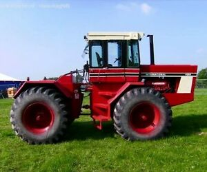 WANTED:  International Tractors