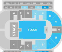 2 John Fogerty tickets - Kamloops July 25
