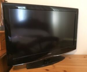 "32"" Coby TV with built in DVD Player"