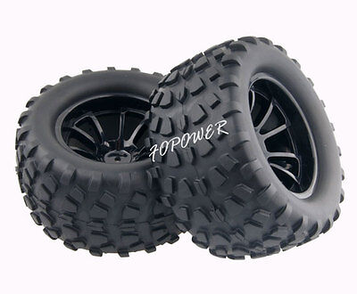 2.8 Off Road Wheels 2P 88040 Tire 125mm For RC Redcat 1/10 Volcano EPX Truck