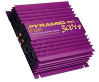 Ampli d'auto Pyramide Pro PB-230PX   300 watts  comme neuve City of Montréal Greater Montréal Preview