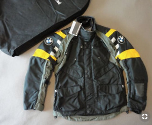 BMW Rallye 3 Jacket, Black/Yellow