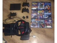 Play satiation 2 (ps2) with games